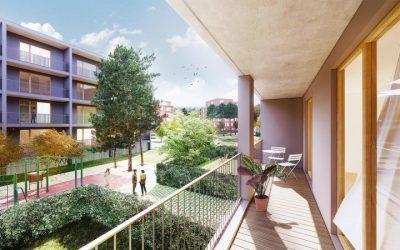 Na Podkerepuškách v Záhorskej Bystrici vzniká nová obytná zóna