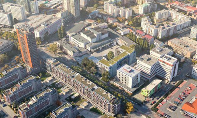 V Ružinove pribudne nová ubytovňa, vznikne v lokalite mraziarní na Trenčianskej ulici