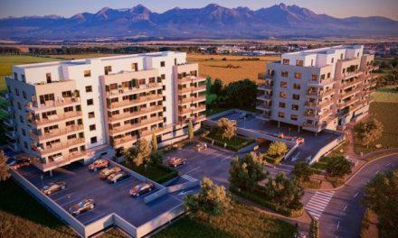 Skvelá investícia do vlastného bývania s výhľadom na Tatry