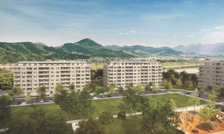 V Žiline pribudnú nové bytové domy s dôrazom na ekológiu a zeleň