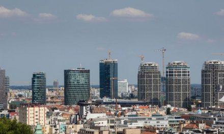 Novovznikajúci downtown Bratislavy sa rozrastie o nový rezidenčný projekt