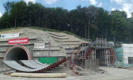 Práce na Tuneli Prešov idú do finále