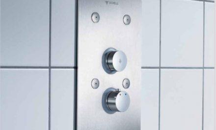 Sprchové armatúry Schell Linus prinášajú spoľahlivé riešenia pre verejné sanitárne priestory