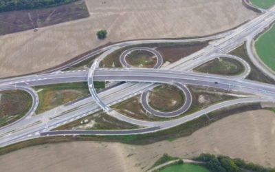 Vodiči čoskoro budú môcť využívať ďalší úsek obchvatu Bratislavy