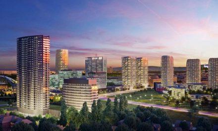 Padol rekord, najvyššou obytnou budovou na Slovensku sa stala bratislavská Klingerka