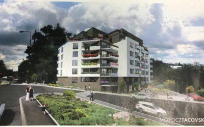 Magistrát nesúhlasí s developerským projektom Polyfunkčného domu Stromová na Kramároch