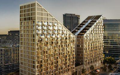 METROPOLIS prináša mestské bývanie vo vysokom štandarde