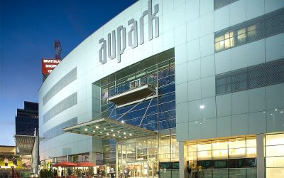 Realitný predaj roka: Bratislavský Aupark mení majiteľa, cena má byť rekordná