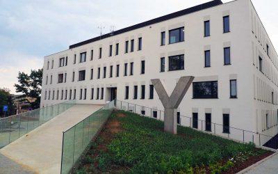 Novú ekologickú nemocnicu v Olomouci postavili aj z komponentov vyrobených na Slovensku