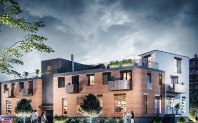 V Pezinku dokončujú rezidenčný dom s nadštandardným bývaním blízko centra