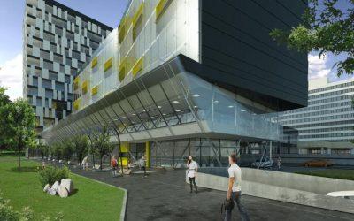 Hodorovský chce pred svojím hotelom v Ružinove stavať polyfunkčný komplex