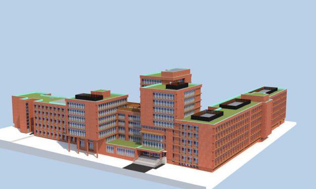 Rekonštrukcia Krajského súdu v Košiciach je pripravená