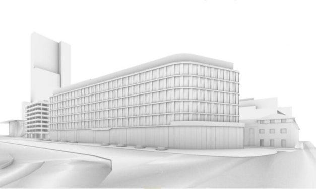 Centrum Bratislavy spestrí trio nových budov, pôjde o obchody aj byty