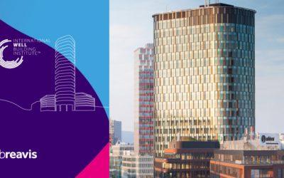 Twin City Tower od HB Reavis ako jediná budova na Slovensku získala certifikát WELL, sústreďuje sa najmä na zdravé prostredie