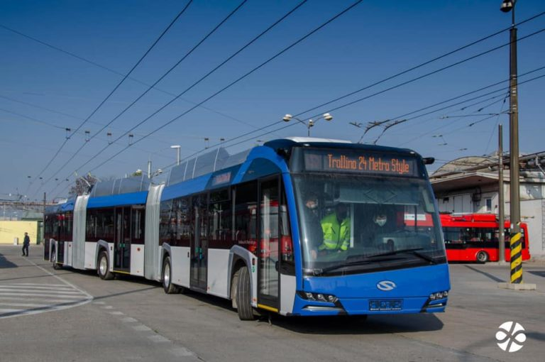 Mesto predložilo na schválenie zámery projektov nových trolejbusových tratí