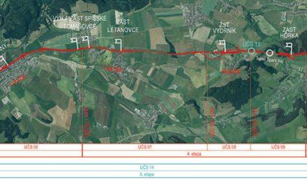 Modernizácia železničnej trate Poprad-Tatry (mimo) – Krompachy na úseku Poprad-Tatry – Spišská Nová Ves – Markušovce (mimo)