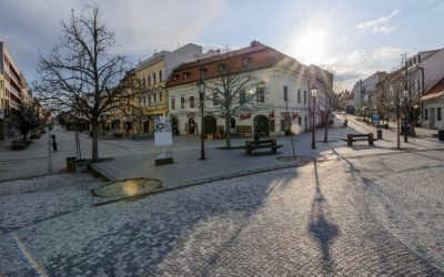 Ak sa chcete aj vy podieľať na tvorbe mesta pre budúce generácie, pridajte sa k Nitra pre mladých