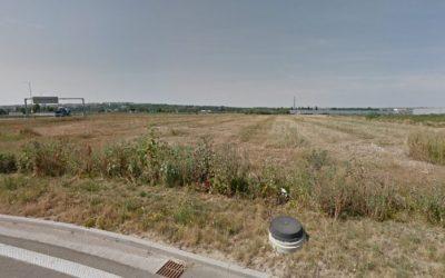 Hornbach začal s výstavbou svojho nákupného centra v blízkosti strategického parku
