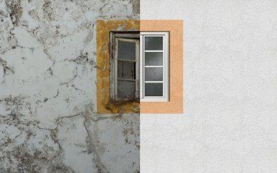 Správne poradie krokov pri obnove starého domu