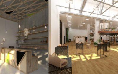 Nedokončená budova Slovenskej poľnohospodárskej univerzity na Štúrovej ulici sa zmení na kreatívne centrum