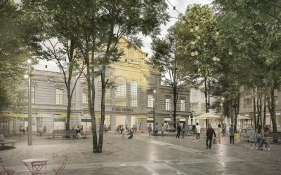 Facelift Bratislavy: Integrácia troch centrálnych námestí