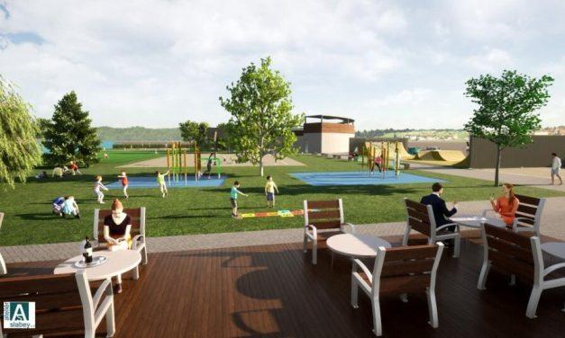 V Záhorskej Bystrici plánujú športovo-spoločenský areál Krče