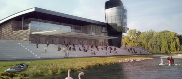 Prvá etapa výstavby vodáckeho areálu v Jarovciach si vyžiada 12 miliónov eur