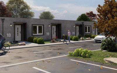 Nový typ stavebnej tehly znižuje náklady a zvýši odolnosť domu