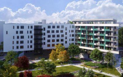 Etapa Juniperus prinesie do Ružinova takmer stovku bytov