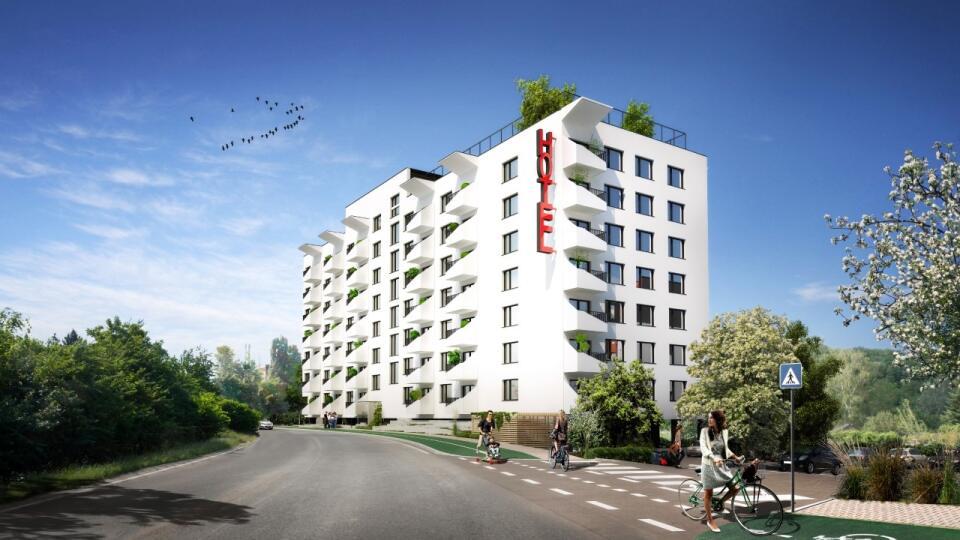 V Dúbravke pribudne hotel s vyše 100 apartmánmi aj byty
