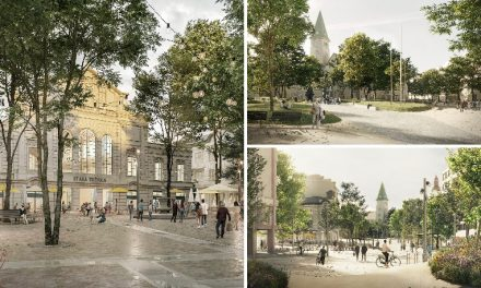 Mesto predstavilo budúcu podobu Živého námestia, predpokladaný rozpočet je 20 mil. eur
