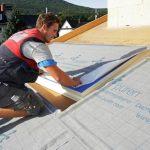 Zateplenie šikmej strechy bez výmeny krytiny
