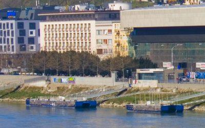 Staré Mesto chce oživiť nábrežie Dunaja aj osobnú lodnú dopravu