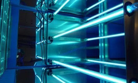 UVC žiariče sterilAir pre dezinfekciu v klimatizačnej technike