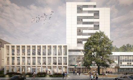 V Banskej Bystrici otvoria na jeseň kancelársky komplex Interpolis Office Center