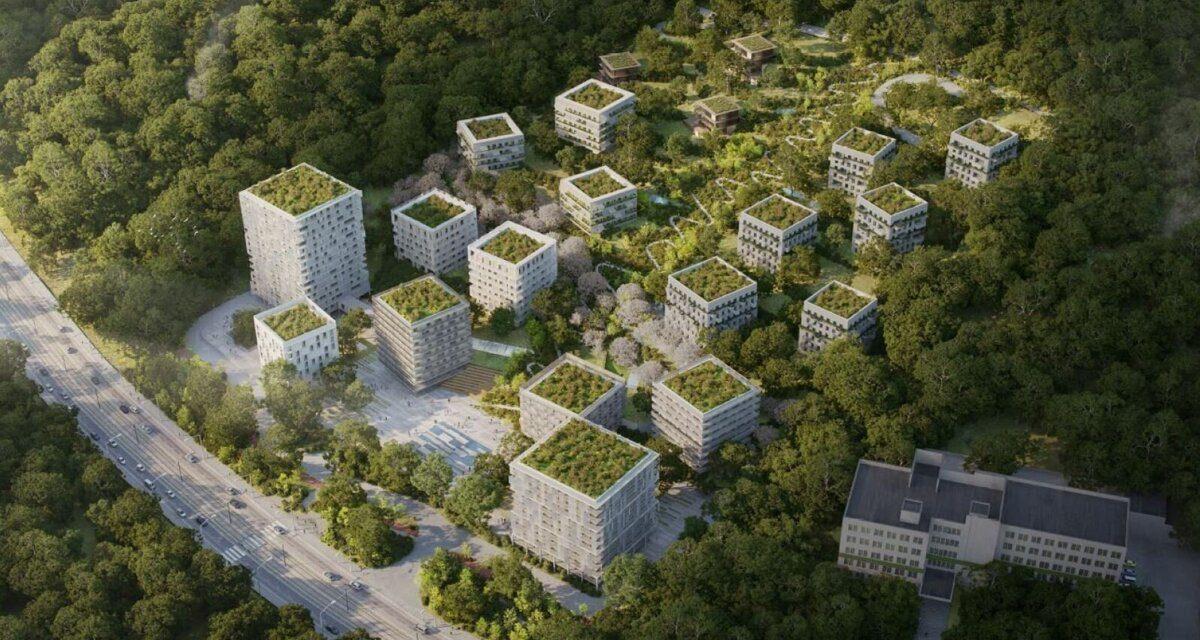Penta predstavila nový projekt. V Dúbravke chce stavať vyše 500 bytov