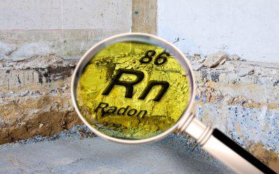 Problematické detaily hrubej stavby: Radón a jeho účinky