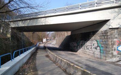 Projekt a rekonštrukcia mosta na Ceste na Bankov – II/547 Čermeľská cesta