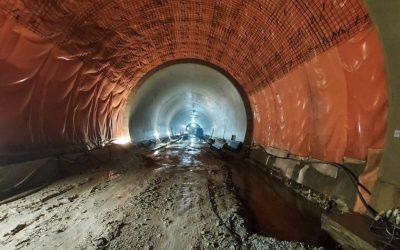 Práce na Višňovom pokračujú. Časť tunela možno budú musieť zbúrať