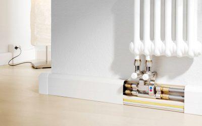 Systém RAUDUO – Optimálne riešenie pre elektroinštaláciu a rozvody tepla
