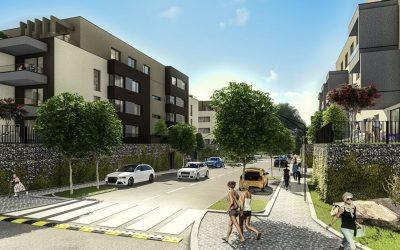 Izraelčania kreslia v Bratislave projekt. Prinesie takmer 500 bytov