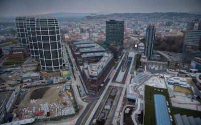 Termínov je viacero, developer očakáva otvorenie komplexu Nivy ku koncu tretieho kvartálu