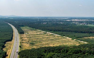 Pri Plaveckom Štvrtku vznikne logistický park.