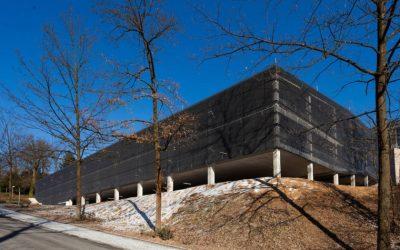 Spojenie ocele a betónu je efektívnym riešením pre realizáciu parkovacích domov