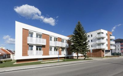 Zelené átrium: Akú vnútornú mikroklímu má prvý pasívny bytový dom na Slovensku?