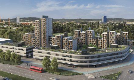 V bratislavskom projekte N!ido 2 má do konca roka stáť hrubá stavba