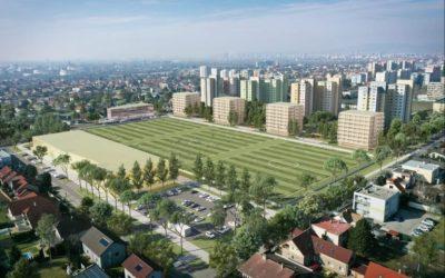 V Podunajských Biskupiciach plánujú postaviť športové centrum za viac ako 24 mil. eur