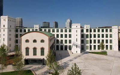 Projekt Pradiarne 1900 priniesol Bratislave nové námestie s fontánou a platanmi