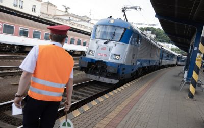 Železničná spoločnosť Slovensko začína s výstavbou stredísk údržby