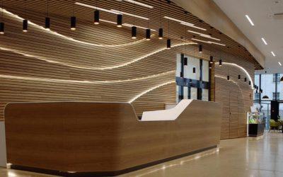Rekonštrukcia nemocnice, ktorá nevyzerá ako nemocnica